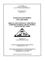 United States Ports on Lake Erie PDF