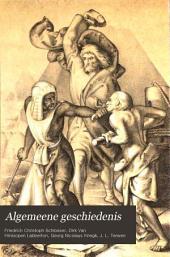 Algemeene geschiedenis: Volumes 1-2