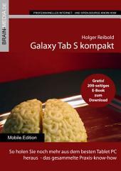 Galaxy Tab S kompakt: Das Anwenderhandbuch