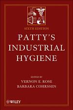 Patty's Industrial Hygiene, 4-Volume Set