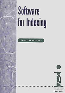 Software for Indexing PDF