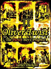 Oliver Twist, Volume 2 (of 3) (Illustrations)