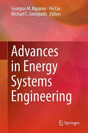 Advances in Energy Systems Engineering PDF