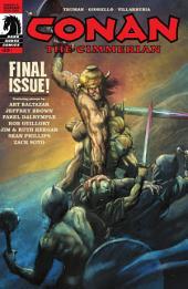 Conan the Cimmerian #25