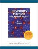 University Physics with Modern Physics  Chapters 1 40