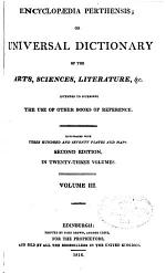 Encyclopaedia Perthensis; Or Universal Dictionary of the Arts, Sciences, Literature, &c. Intended to Supersede the Use of Other Books of Reference