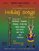 The Politically Correct Book of Holiday Songs for Clarinet PDF