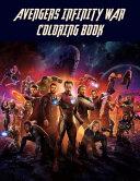 Avengers Infinity War Coloring Book PDF