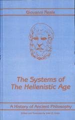 A History of Ancient Philosophy III