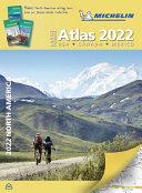 Michelin North America Large Format Atlas 2021
