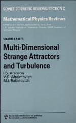Multidimensional Strange Attractors and Turbulence