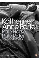 Pale Horse  Pale Rider PDF