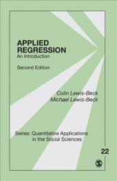 Applied Regression: An Introduction, Edition 2