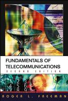 Fundamentals of Telecommunications PDF