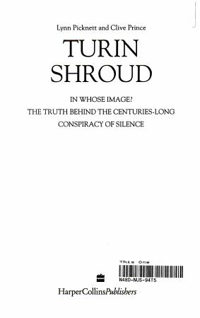 Turin Shroud PDF