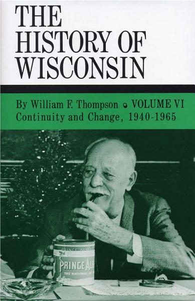 Continuity and Change  1940 1965 PDF