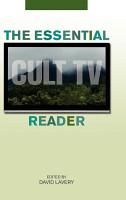 The Essential Cult TV Reader PDF