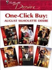 One-Click Buy: August Silhouette Desire: An Anthology