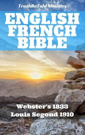 English French Bible: Websters 1833 - Louis Segond 1910