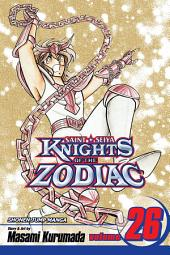 Knights of the Zodiac (Saint Seiya), Vol. 26: The Greatest Eclipse