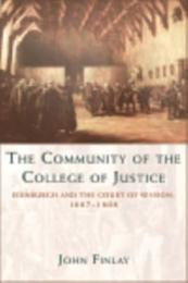Community of the College of Justice