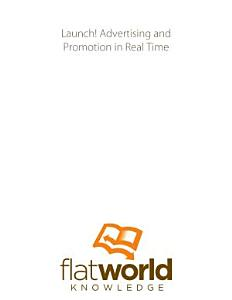Launch  Advertising and Promotion in Real Time Book