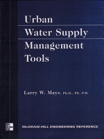 Urban Water Supply Management Tools PDF