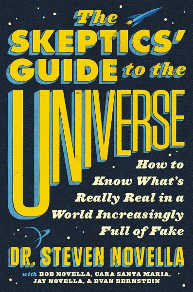 Download The Skeptics  Guide to the Universe Book