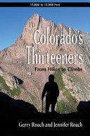 Colorado's Thirteeners, 2nd Edition