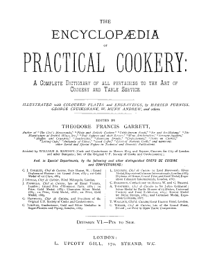 The Encyclop  dia of Practical Cookery