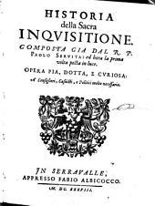Historia della sacra inquisitione nella citta di Venetia