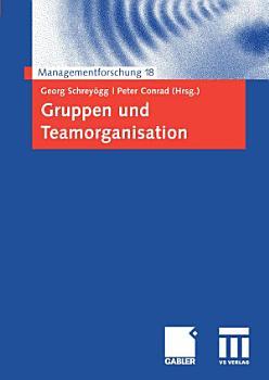Gruppen und Teamorganisation PDF