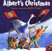 Albert's Christmas: with audio recording
