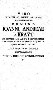 Jus naturae ac gentium connexa ratione novaque methodo elaboratum (etc.) Ed. nova amt. et emed