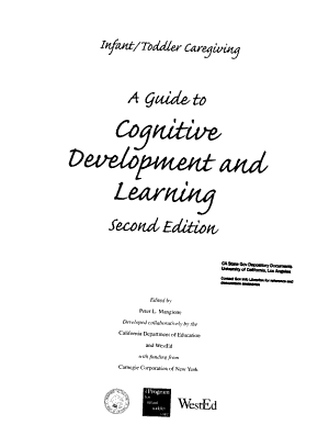 A Guide to Cognitive Development and Learning