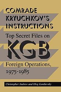 Comrade Kryuchkov s Instructions PDF