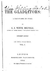 The Gladiators: A Tale of Rome and Judaea ...