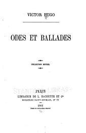 ... Odes et ballades ...