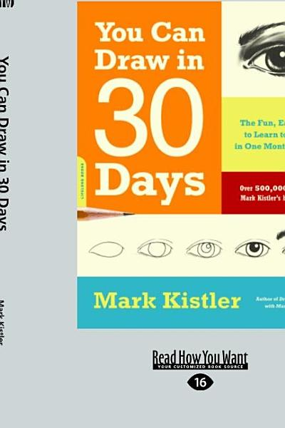 You Can Draw in Thirty Days