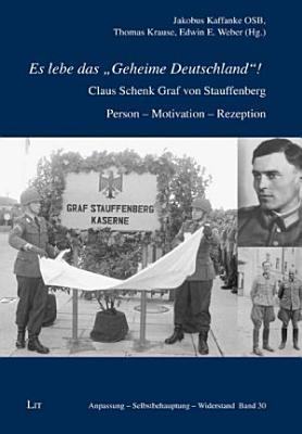 Es lebe das  Geheime Deutschland   PDF