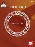 Definitive de Falla PDF