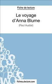 Le voyage d'Anna Blume: Analyse complète de l'œuvre