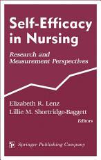 Self Efficacy In Nursing PDF