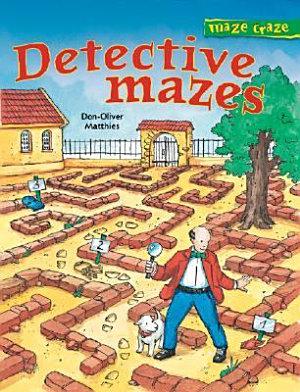 Detective Mazes PDF
