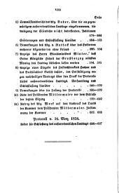 Verhandlungen der Stände-Versammlung des Großherzogtums Baden: Im Jahre..