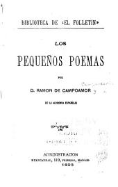Los pequeños poemas: Volumen 1