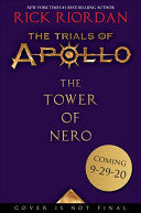 The Tower of Nero  Trials of Apollo  The Book Five  Book
