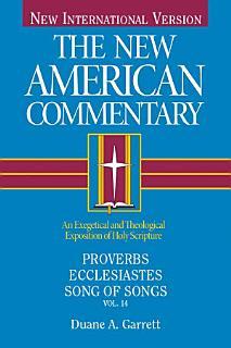 Proverbs  Ecclesiastes  Song of Songs Book