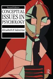 Conceptual Issues in Psychology: Edition 2