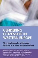 Gendering Citizenship in Western Europe PDF